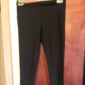 Women's Athleta size XSP leggings black